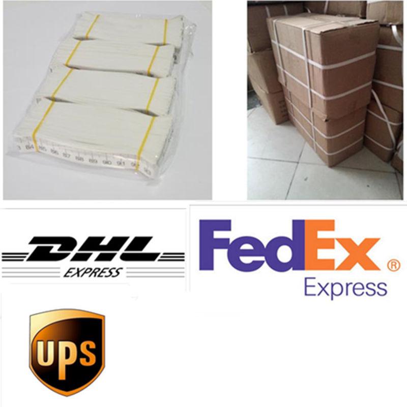 Hot Selling Disposable Printable Medical Paper Measuring Tape Ruler (PT-012)