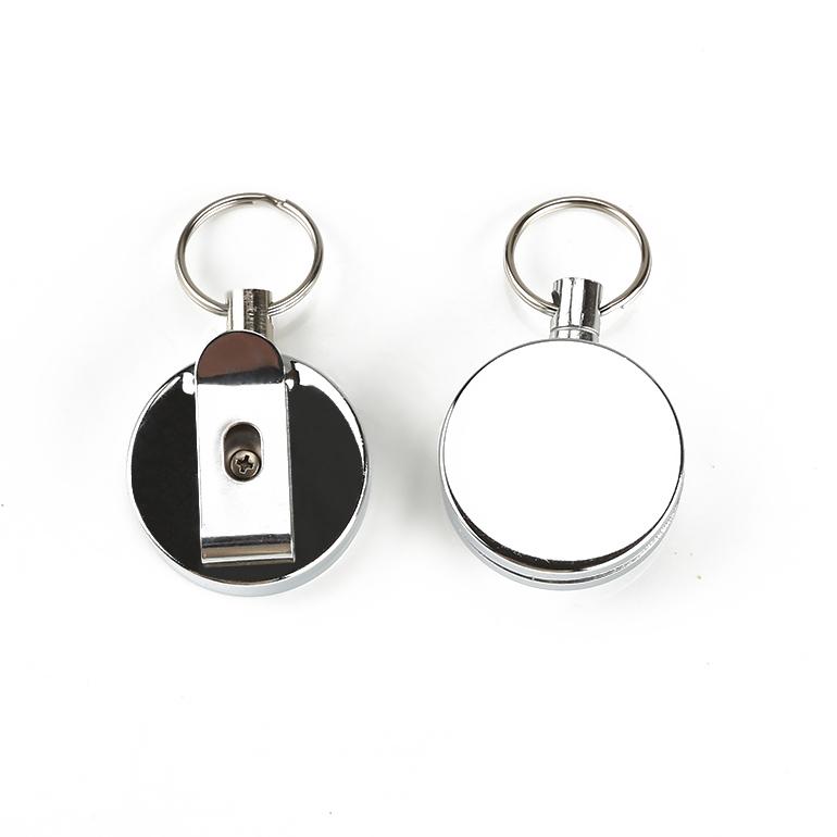 Wintape Brand holder metal badge reel reel retractable