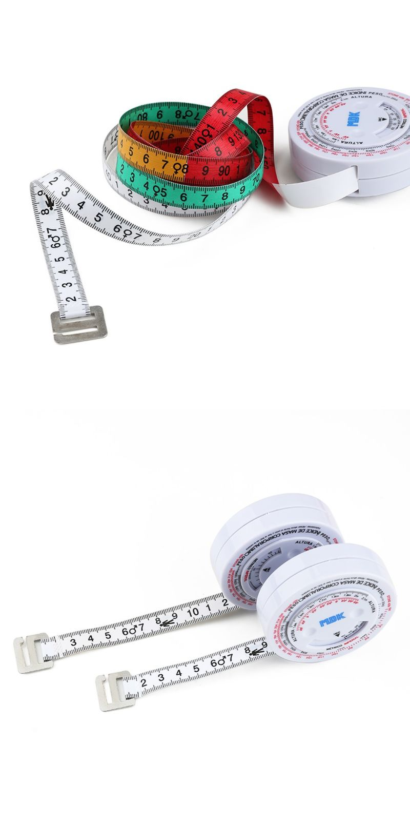 New Hot Medical Hand Tools Personalized Body BMI Measuring Tape