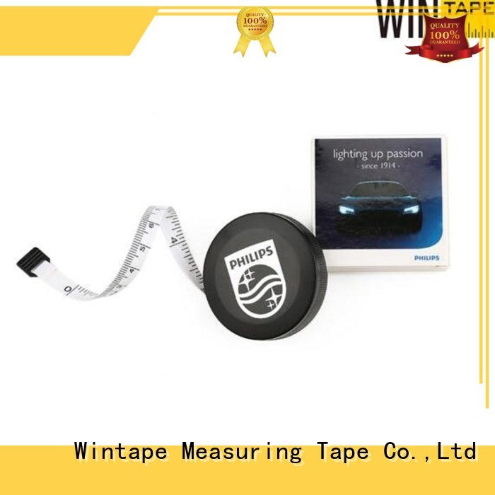 Wintape Brand keychain leather sewing tape measure manufacture