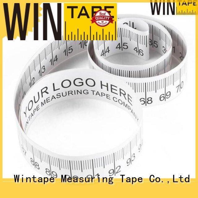 Custom latexfree 15m retractable tape measure medical Wintape measuring