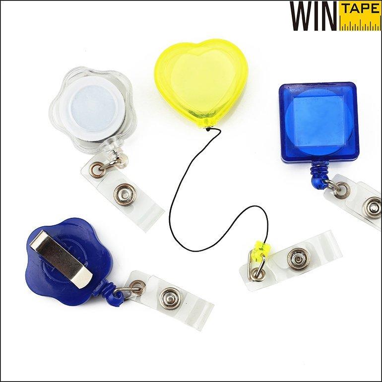 Custom Plastic Badge Reel Retractable
