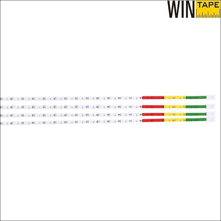 tape measure measuring muac Wintape pediatric head circumference measuring tape