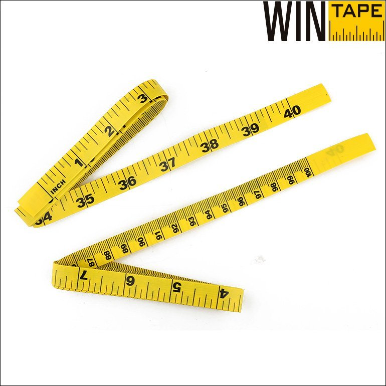 1m Yellow Tailor Tape Ruler
