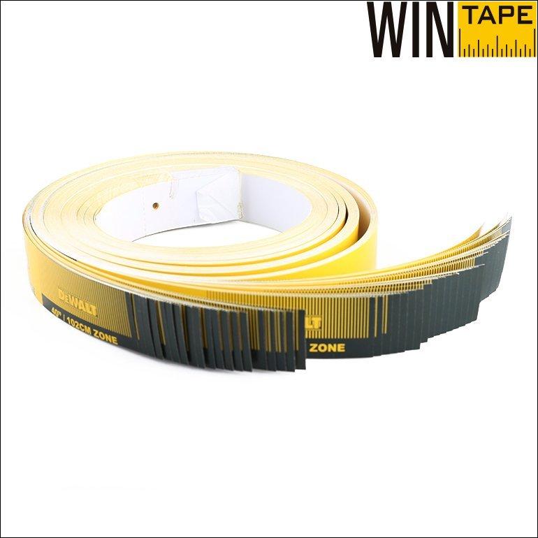 Custom Dewalt Paper Tape Measures