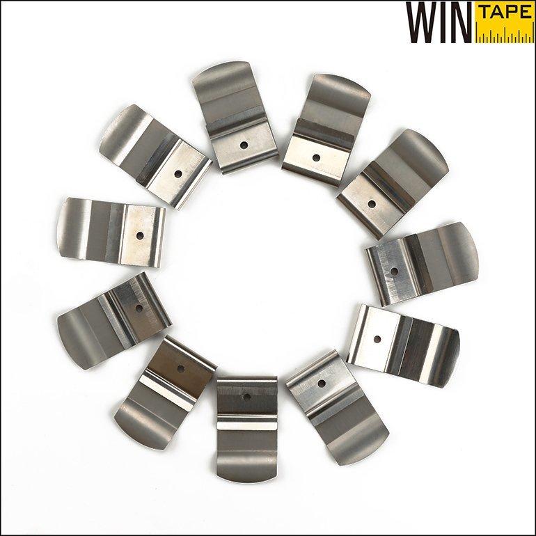 Custom Stainless Steel Belt Clip