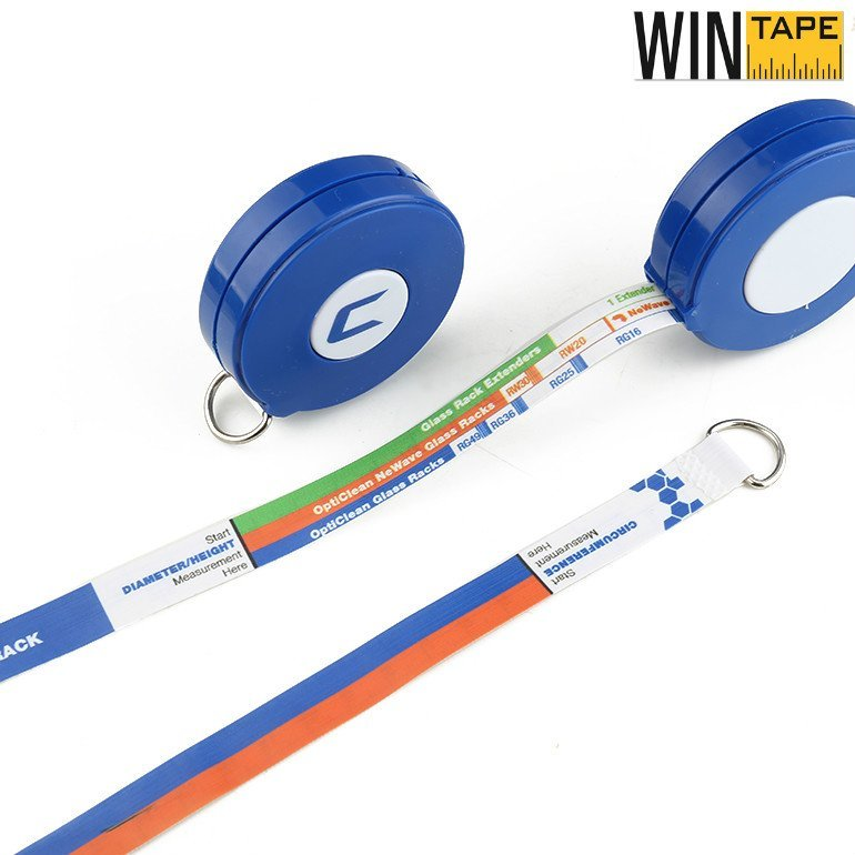 Custom Medical Retractable Tape Measure