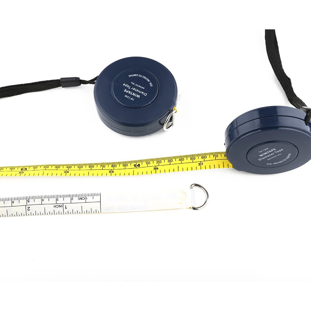Wintape Brand pipe tool measuring tree diameter tape