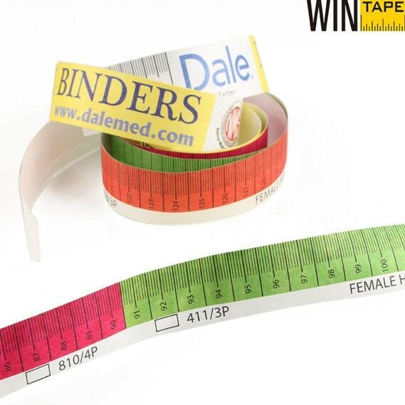 Custom Medical Paper Measuring Tape