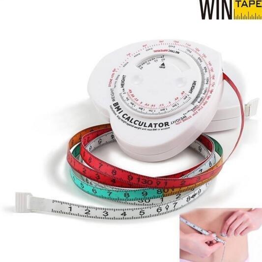 Body Mass Index Calculator Tape Measure