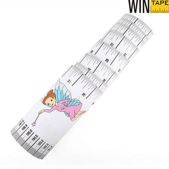Wall Sticker Paper Height Measuring Tape