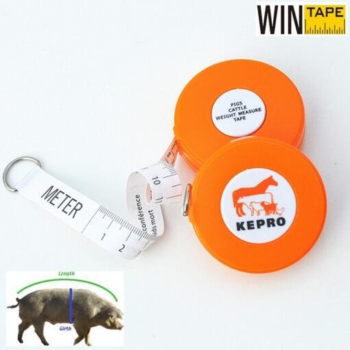 Cattle Hog Weight Tape Measure