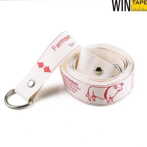 2.5M  Cow Weighing Tape