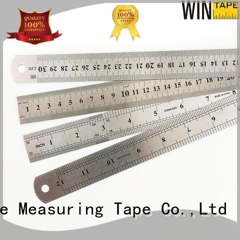 5m steel steel tape measure round Wintape company