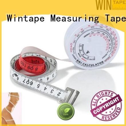 Wintape Brand care 150cm measuring body weight measurements