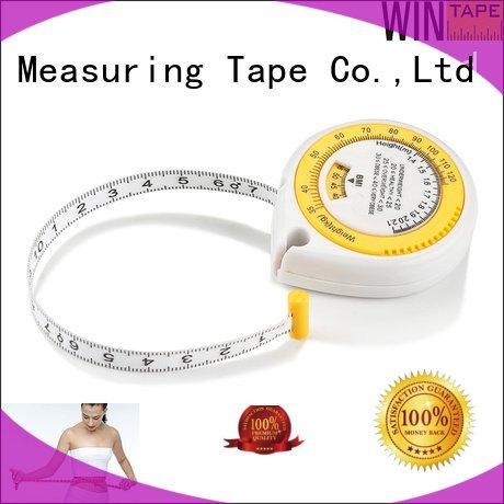 body weight measurements measurement 80inch205cm fitness measuring tape Wintape Warranty