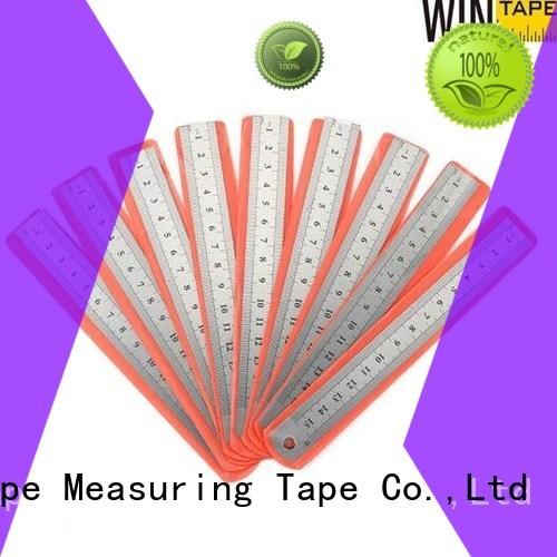metricimperial steel scale ruler tape Wintape company