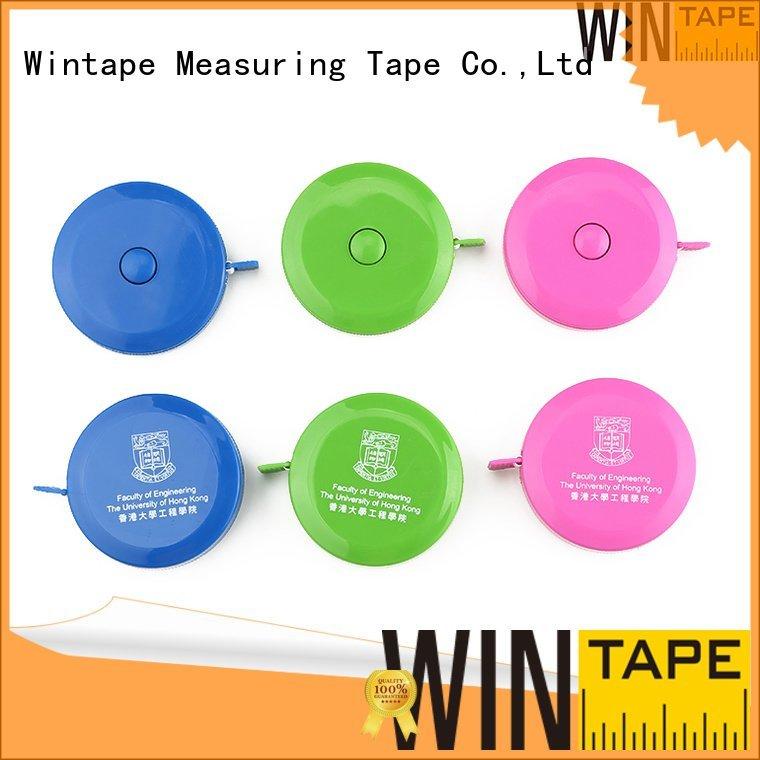 engraved tape measure pu ruler advertising silver Bulk Buy