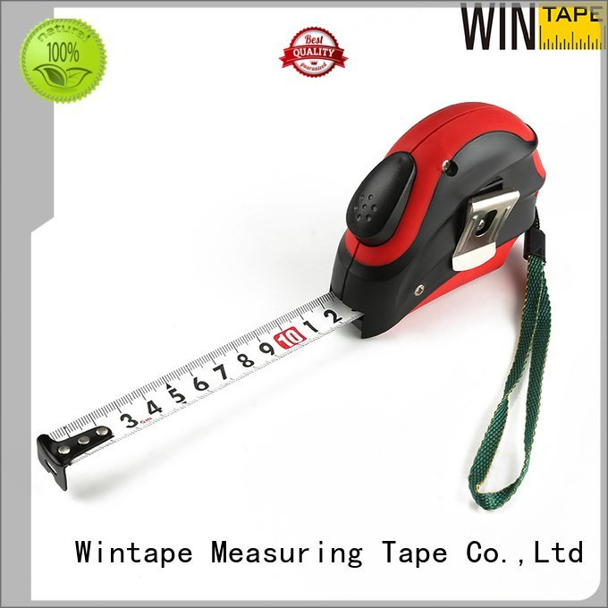 customized steel Wintape steel scale ruler