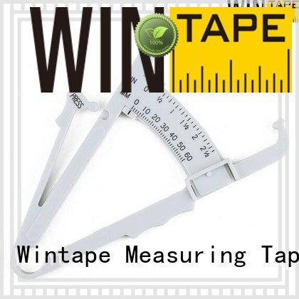 white calipers fat measurement Wintape Brand