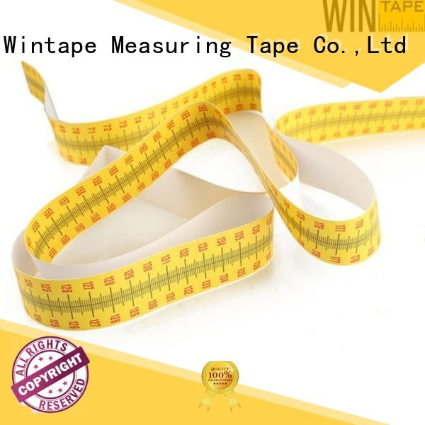 Wintape Brand tape ruler height height measuring tape for wall