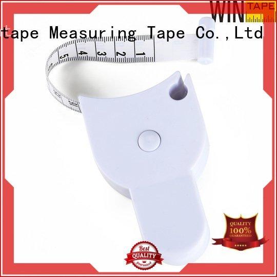 Wintape Brand measuring mass fitness measuring tape waist measure