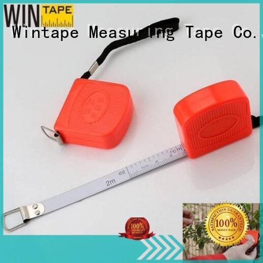 measurement building measuring Wintape Brand pipe measuring tape
