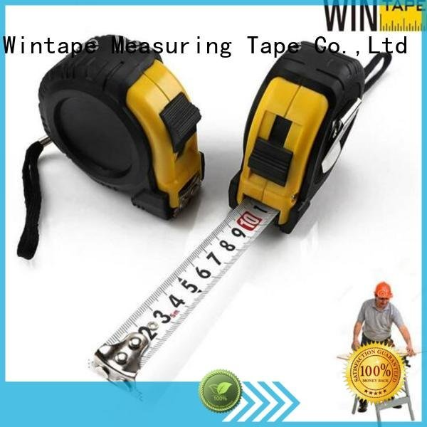 stainless construction steel tape measure Wintape