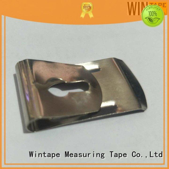 Quality tape measure holder for belt Wintape Brand clip tape measure belt clip