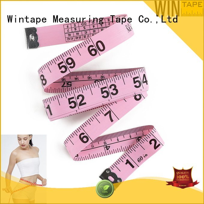 digital tape measure fabric design dressmake black Wintape