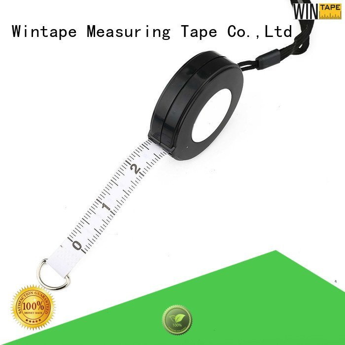 Wintape brown sewing tape measure mini sewing