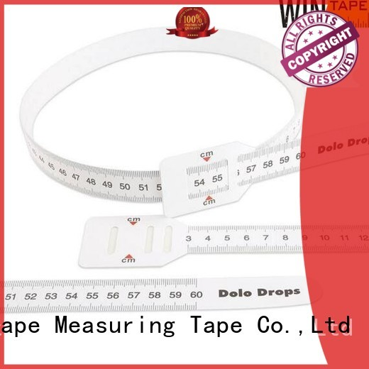 Wholesale arm pediatric head circumference measuring tape measuring Wintape Brand
