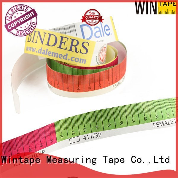 measure 150cm60inch inch retractable Wintape latex free medical tape
