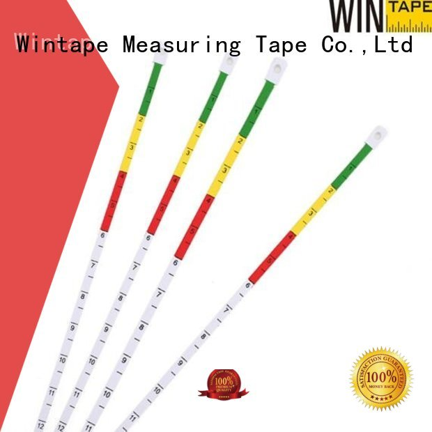 adult midupper head circumference measuring tape tape Wintape Brand company