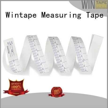Wintape hospital retractable tape measure medical inch instrument