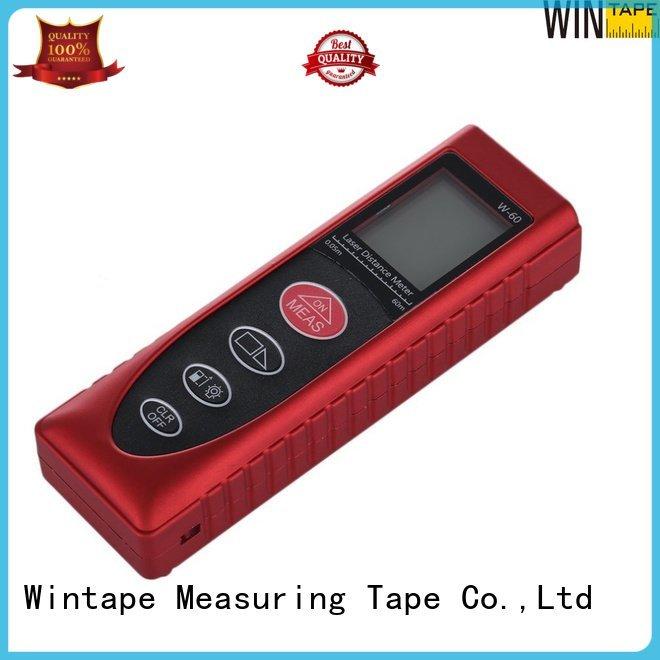 40m laser distance measurer Wintape laser tape measure reviews