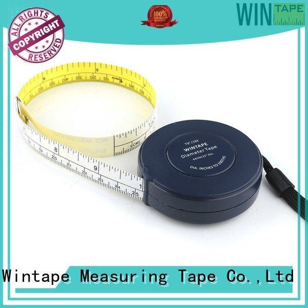 Wintape tool pipe measuring tape steel pipe