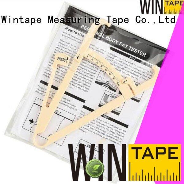 calipers caliper fat measurement calculator Wintape Brand