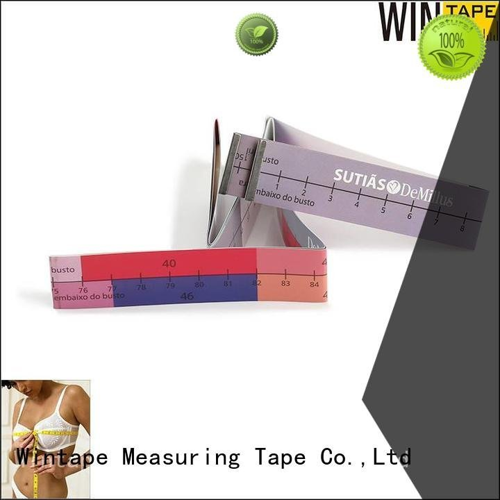 Wintape Brand measure adhesive measuring tape for table saw design paper