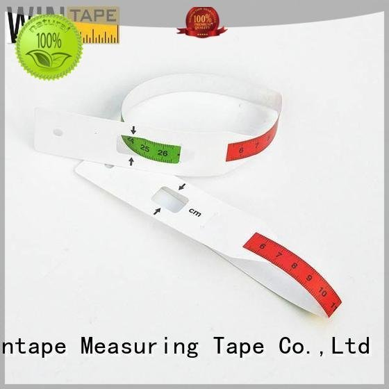 Hot pediatric head circumference measuring tape oem tape arm Wintape Brand