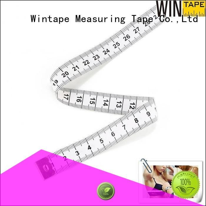 digital tape measure flexible printed tailor measurements Wintape Warranty