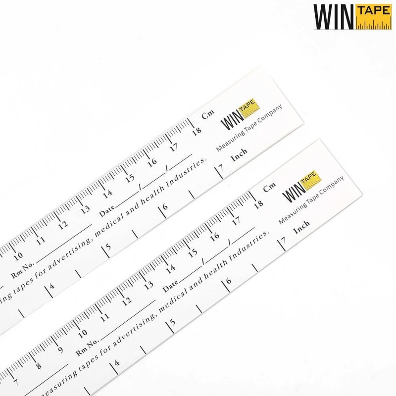 Disposable Paper Wound Ruler