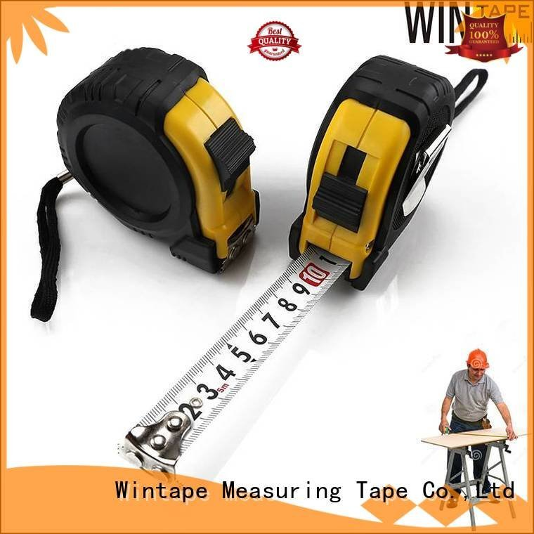 steel scale ruler autolock stainless contractors ruler Wintape