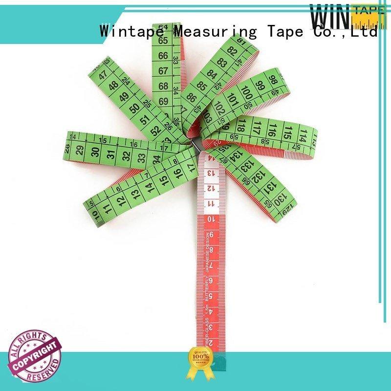 pink fiberglass tape tailor measurements Wintape