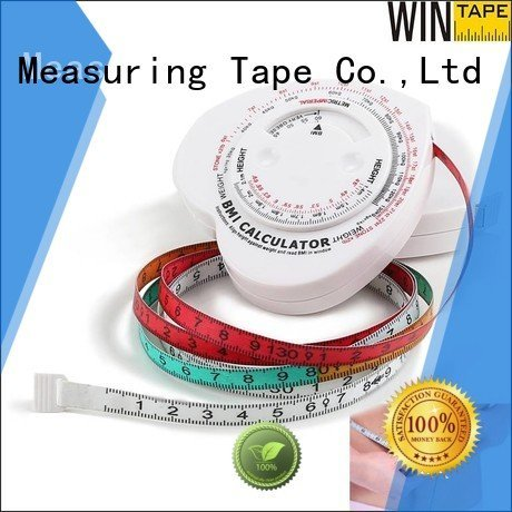 Wintape Brand mass body weight measurements tape metric