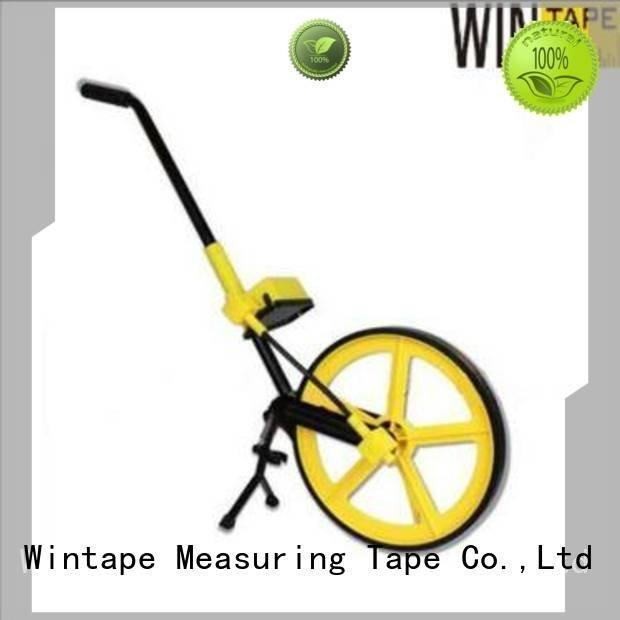 Wintape digital wheel walking measuring wheel measuring distance