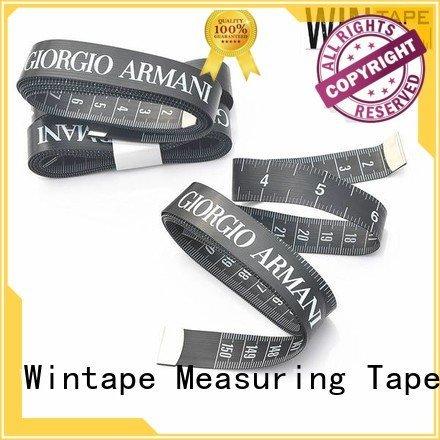 Wintape digital tape measure measure yellow black