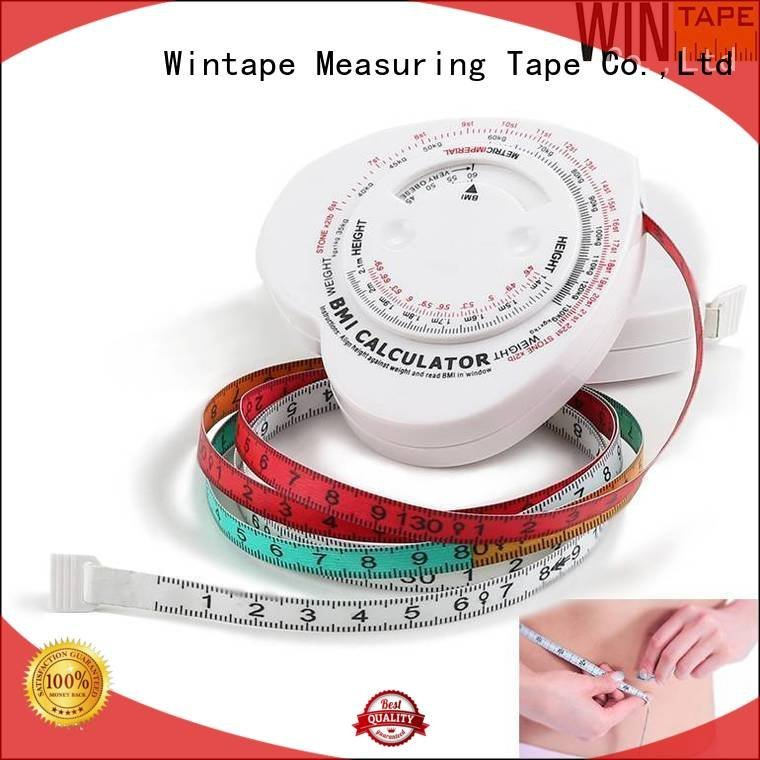 care tape fitness measuring tape measuring Wintape