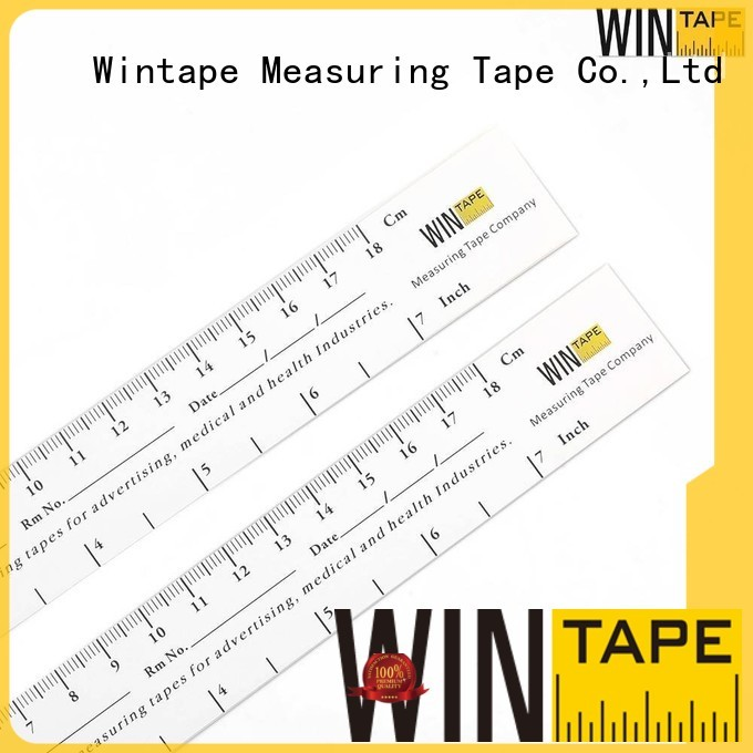 Wintape Brand wound measuring wound measuring ruler manufacture