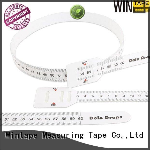 pediatric head circumference measuring tape head design head circumference measuring tape Wintape Warranty